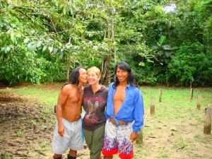 Suzan & Huaoranis