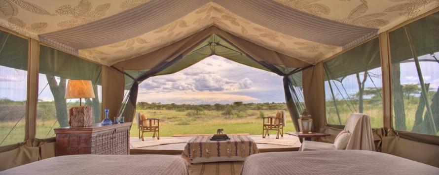 Richard's Camp in Kenya's Masai Mara
