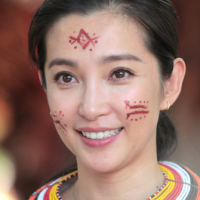 Chinese Actress Li BingBing is perhaps one of the elephants' most important allies now.