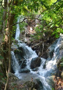 Oahalla Falls